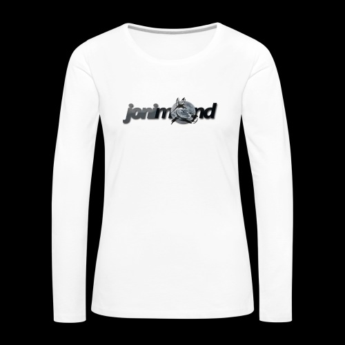 jonimond-sticker - Frauen Premium Langarmshirt