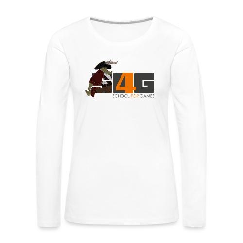 Tshirt 01 png - Frauen Premium Langarmshirt