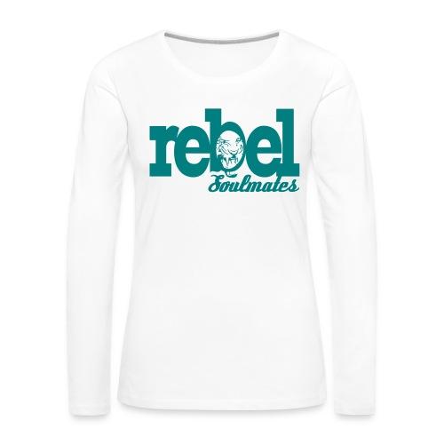 REBEL SOULMATES - Women's Premium Longsleeve Shirt