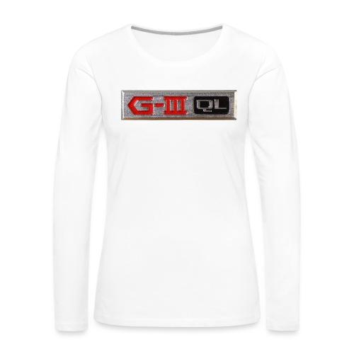 Canonet 17 G III QL - Maglietta Premium a manica lunga da donna