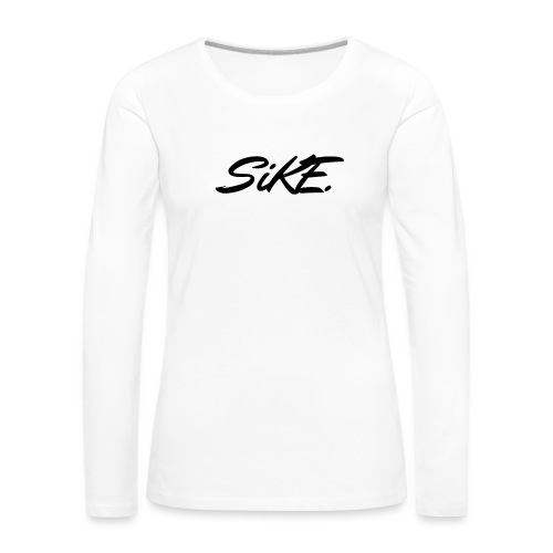 SIKE - T-shirt manches longues Premium Femme