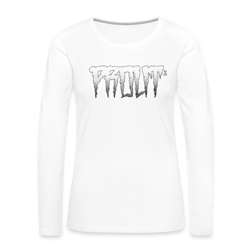 Horror PROUT - black - Women's Premium Longsleeve Shirt