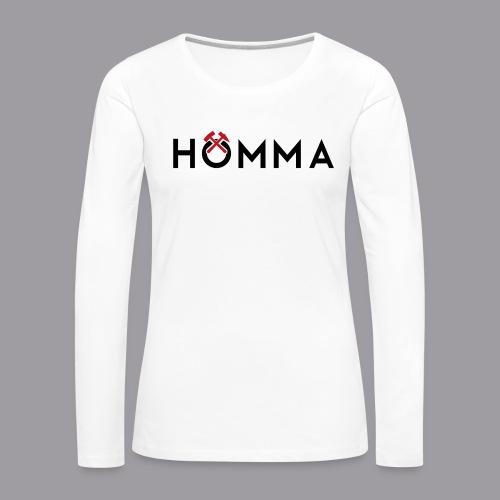HÖMMA - Frauen Premium Langarmshirt