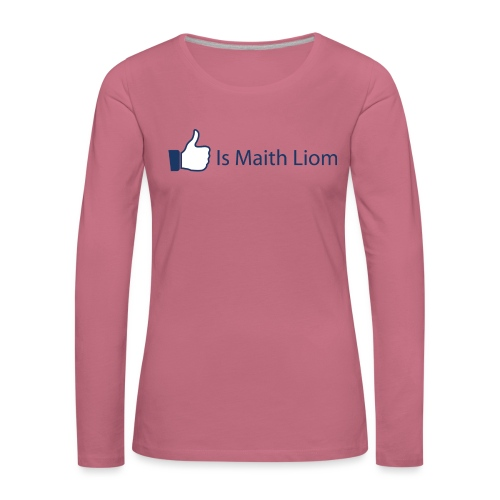 like nobg - Women's Premium Longsleeve Shirt
