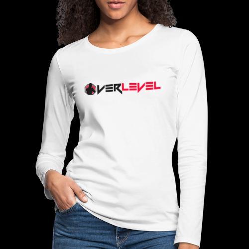 OVERLEVEL - Frauen Premium Langarmshirt