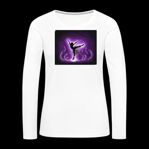 Dream Dancer - Women's Premium Longsleeve Shirt