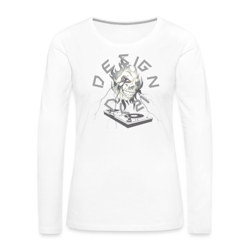 tuffer 3 - T-shirt manches longues Premium Femme