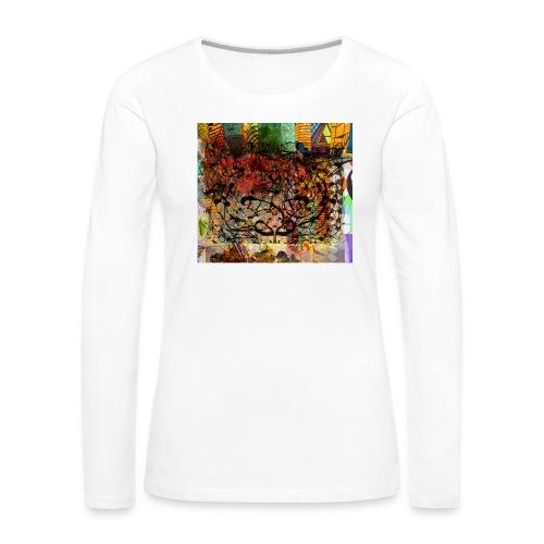 urban tribute - T-shirt manches longues Premium Femme
