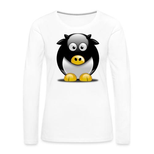 Mascotte MayLUG - T-shirt manches longues Premium Femme
