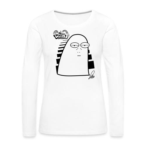 Lenzuolo Pessarotta - Maglietta Premium a manica lunga da donna