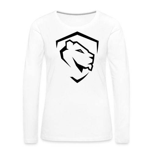Aesthetics - Koszulka damska Premium z długim rękawem