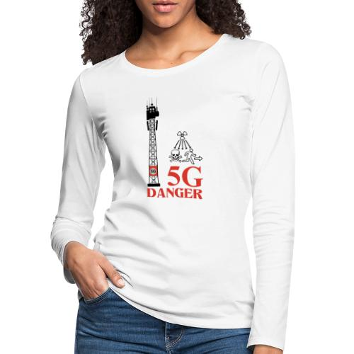 5 G Danger - Women's Premium Longsleeve Shirt