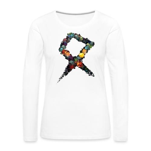BDcraft Rune - Women's Premium Longsleeve Shirt