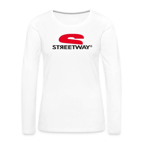 LOGO Streetway GF - T-shirt manches longues Premium Femme