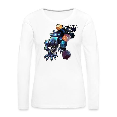 BDcraft Alien - Women's Premium Longsleeve Shirt