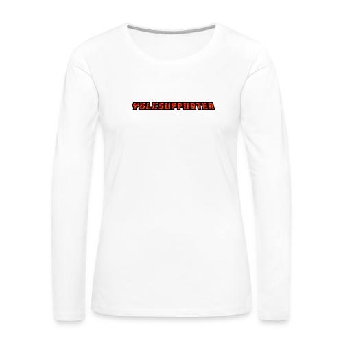 Yglcsupporter Phone Case - Women's Premium Longsleeve Shirt
