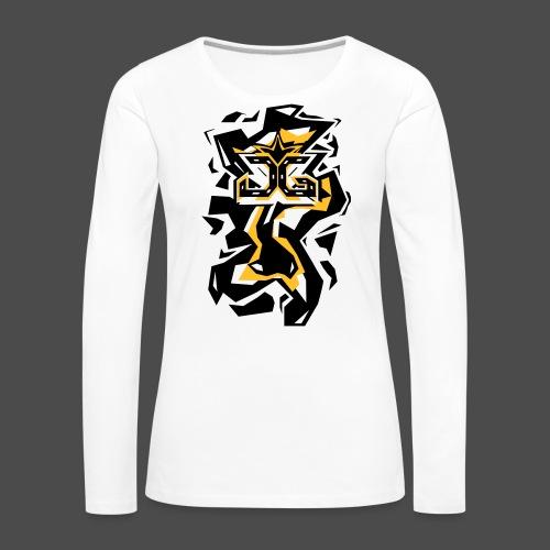 Abstract Shirt Art 2 - Women's Premium Longsleeve Shirt