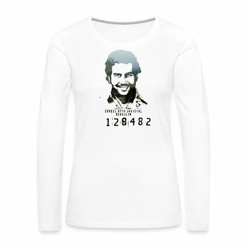 Pablo Escobar - Regenwald in Kolumbien - Frauen Premium Langarmshirt