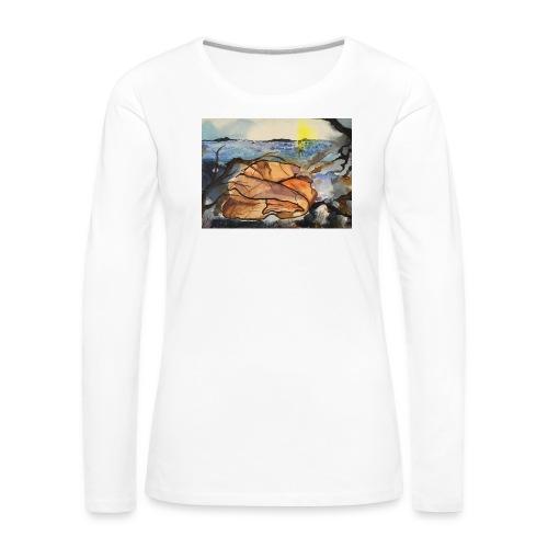 Lezvos 11 - Långärmad premium-T-shirt dam