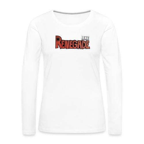 ORIGINAL png - Women's Premium Longsleeve Shirt