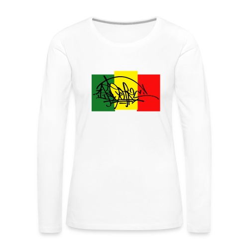 IKON - T-shirt manches longues Premium Femme