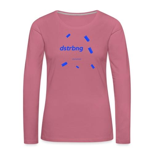 stay hydrated - Women's Premium Longsleeve Shirt