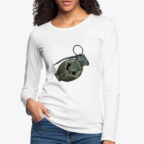 OutKasts Grenade Side - Women's Premium Longsleeve Shirt