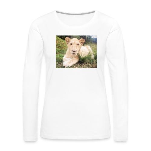 10536 2Cmoomba groot - Women's Premium Longsleeve Shirt