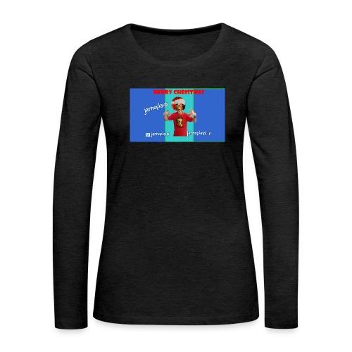 jarnoplays - Women's Premium Longsleeve Shirt