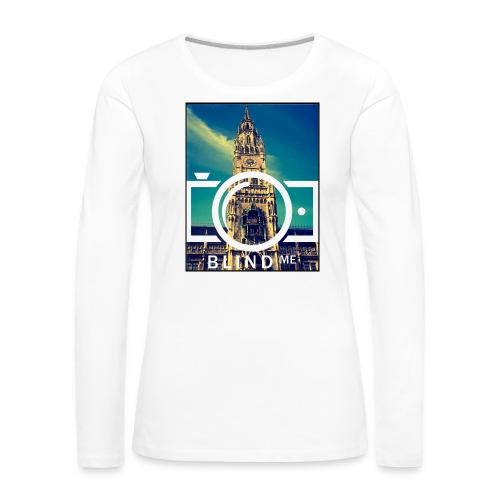 Offical BlindMe - Women's Premium Longsleeve Shirt