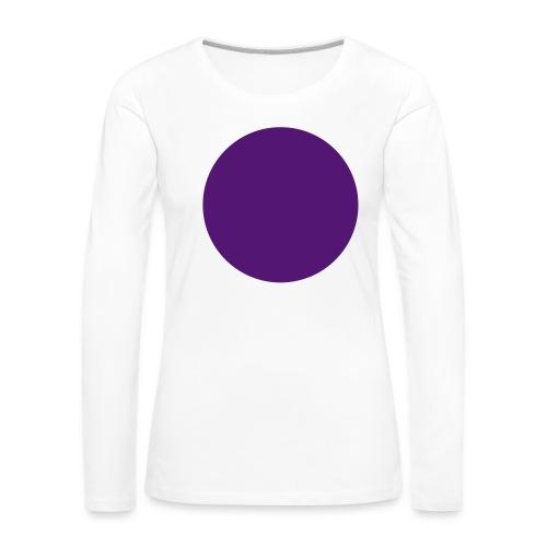 monki2 - Frauen Premium Langarmshirt