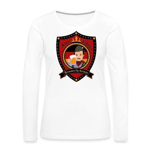 Hermann the German - Women's Premium Longsleeve Shirt