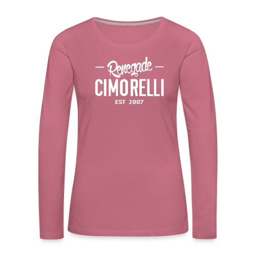 renegadecimorelli - Women's Premium Longsleeve Shirt