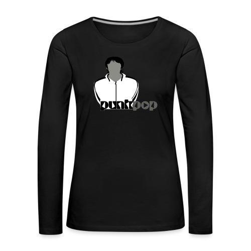 Brith Pop Whatever PunkPop - Maglietta Premium a manica lunga da donna