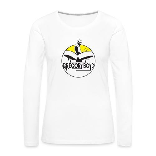 INTRODUKTION ELEKTRO STEELPANIST GREGORY BOYD - Dame premium T-shirt med lange ærmer