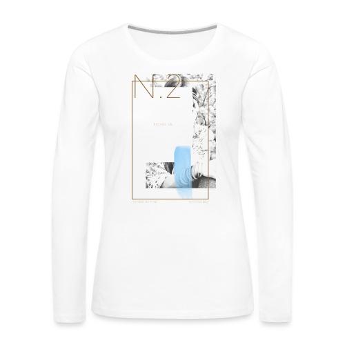 inspireme - Maglietta Premium a manica lunga da donna