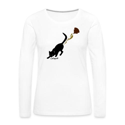 Catapult - Vrouwen Premium shirt met lange mouwen