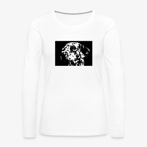 Dalmatian - Women's Premium Longsleeve Shirt