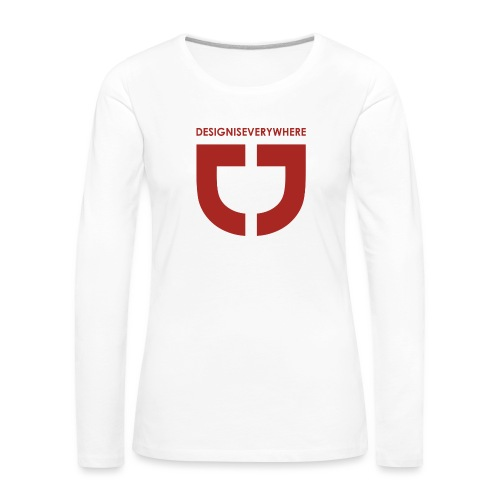 RED DEE - Women's Premium Longsleeve Shirt
