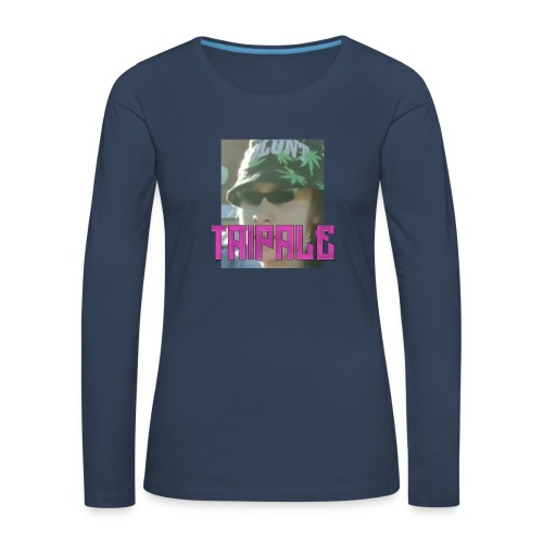 Rare Taipale - Naisten premium pitkähihainen t-paita