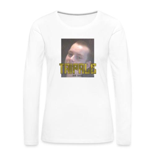 Taipale 2018 Edition - Naisten premium pitkähihainen t-paita