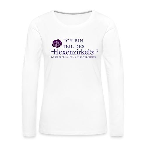 Der Hexenzirkel - Frauen Premium Langarmshirt