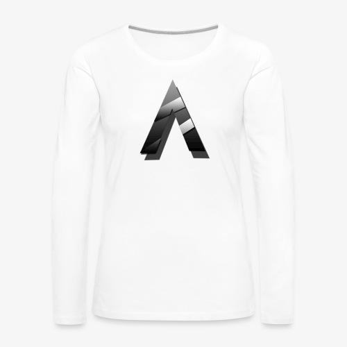 A for Arctic - T-shirt manches longues Premium Femme