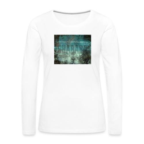 Shababa Tshirt - Dame premium T-shirt med lange ærmer