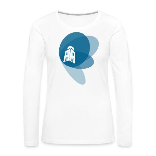 Maglietta a manica lunga - Maglietta Premium a manica lunga da donna