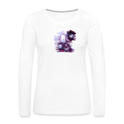 Pailygames6 - Frauen Premium Langarmshirt