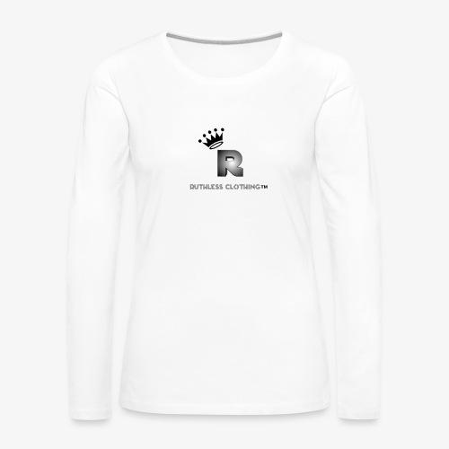 Ruthless Long sleeve shirts - Women's Premium Longsleeve Shirt