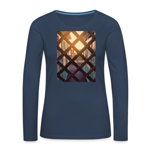 Beach - Women's Premium Longsleeve Shirt