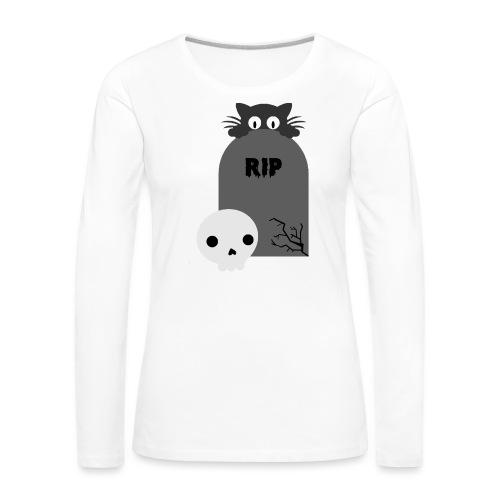 Dark But Cute - Women's Premium Longsleeve Shirt