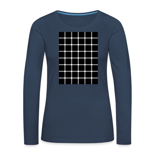 spikkels - Vrouwen Premium shirt met lange mouwen
